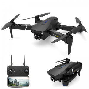 Men's Gift GPS 4K HD Wide Angle Camera Foldable Drone